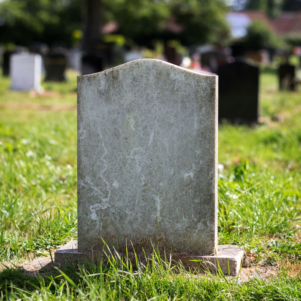 headstone cleaning company