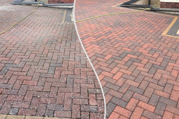 driveway cleaners blockley