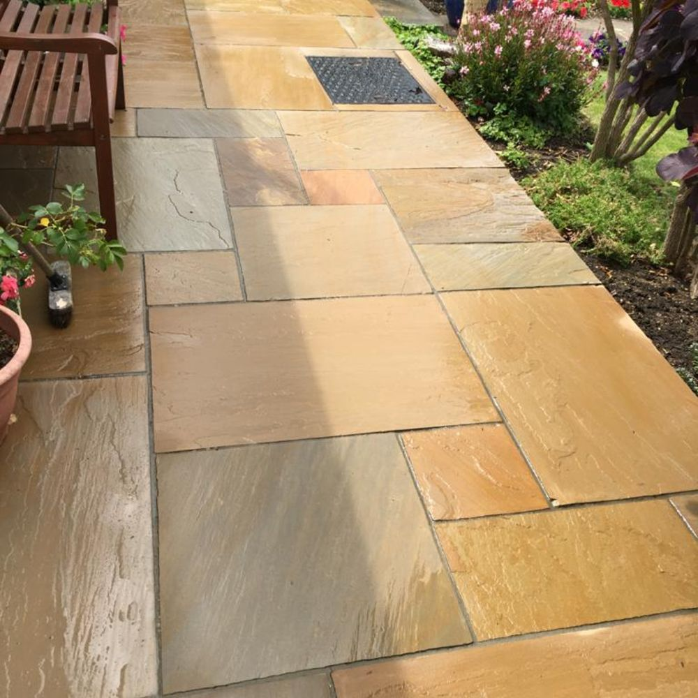 patio cleaning bourton on the water