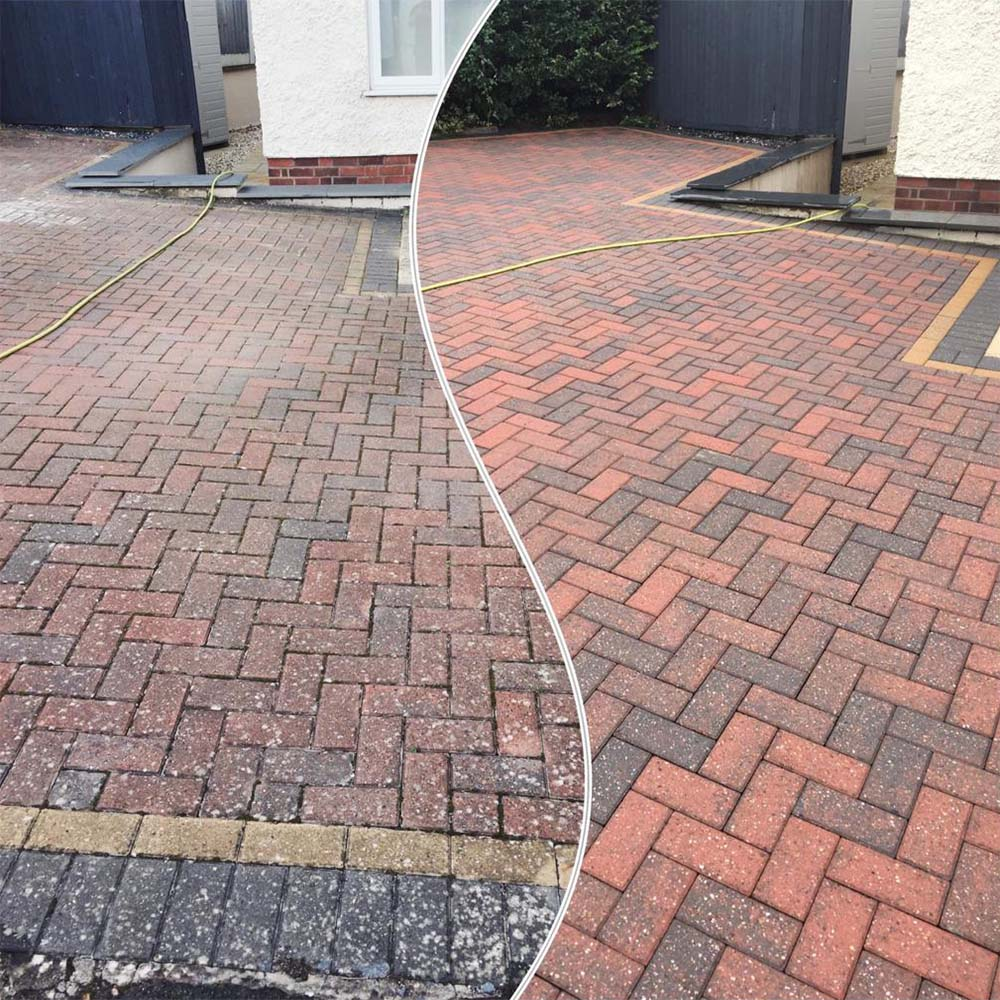 pressure washing company redditch